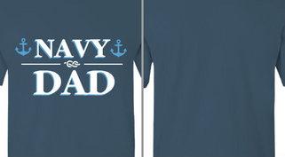 Navy Dad Design Idea