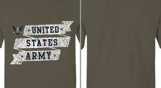 United States Army Ribbon Design Idea