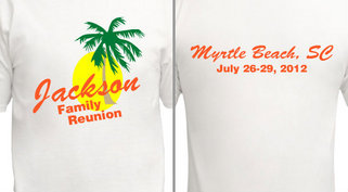 Design Idea Family Reunion Beach Island