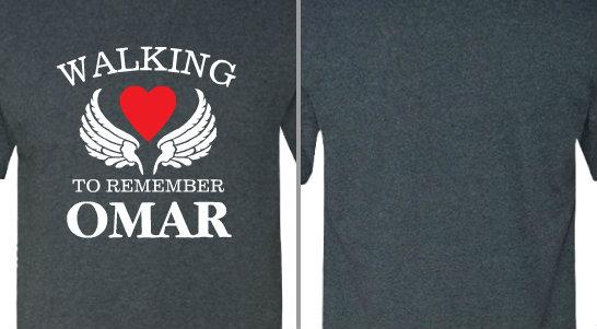 Walking To Remember Heart Wings Design Idea