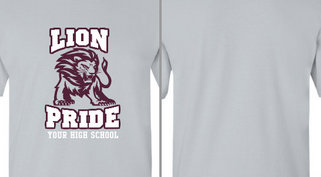 Lion Pride Mascot Design Idea
