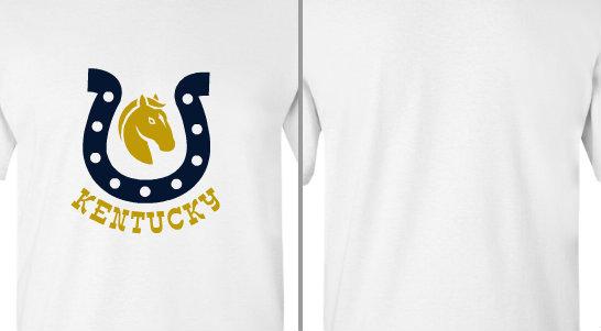 Horseshoe Kentucky Design Idea