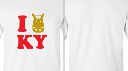 I Horse KY Design Idea
