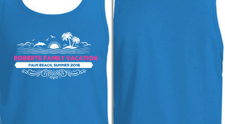 Robert's Family Beach Vacation Design Idea