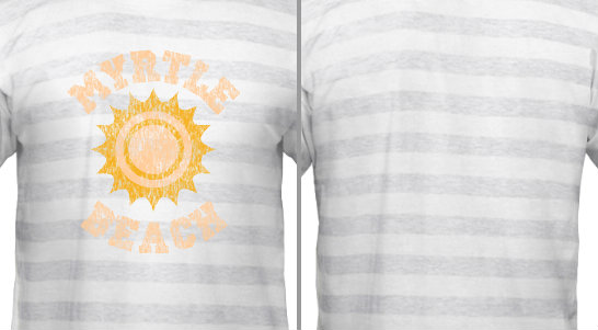 Sunshine Myrtle Beach Design Idea