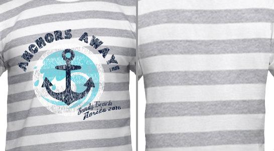 Anchors Away Design Idea