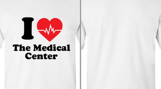 I Heart The Medical Center Design Idea