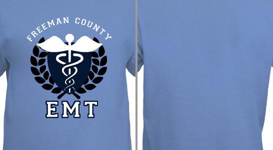 Caduceus Badge EMT Design Idea