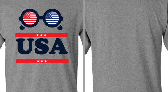 Sunglasses USA Design Idea