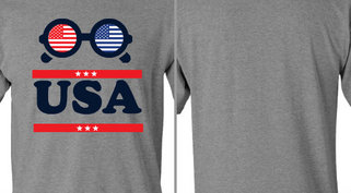 Sunglasses USA Design Idea