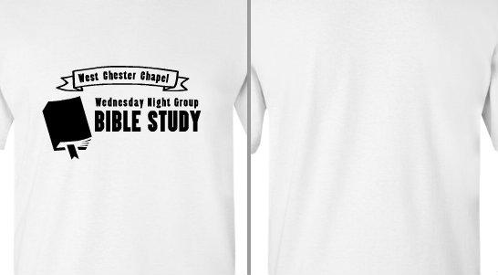 Chapel Church Group Bible Study Design Idea