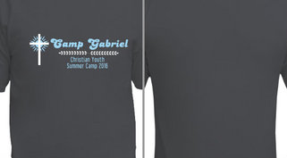 Christian Youth Summer Camp Gabriel Design Idea
