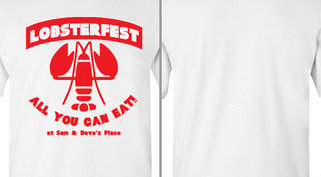 Lobsterfest Design Idea