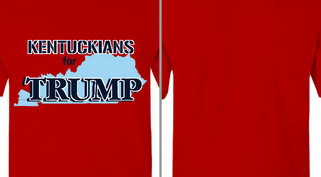 Kentuckians for Trump Design Idea