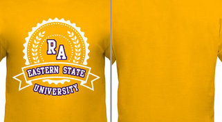 College Seal RA State University Design Idea