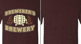 Brewsker's Brewery Barrel Wheat Design Idea