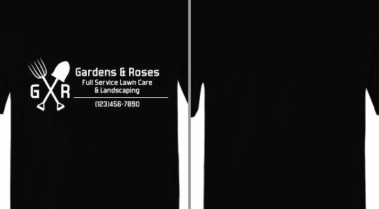 Gardens and Roses lawn care Design Idea