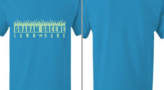 Graham Greene Lawn Care Design Idea
