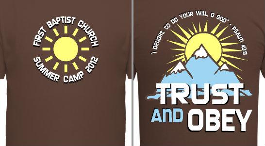 Custom Designs Camp Mountain Camp