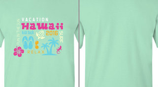 Hawaii Vacation Design Idea