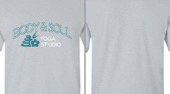 Body & Soul Yoga Studio Design Idea