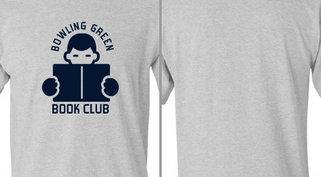 Bowling Green Book Club Design Idea