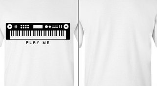 Play Me Keyboard Design idea