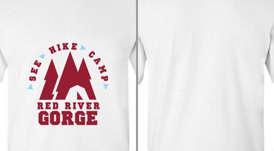 See Hike Camp Red River Gorge Design Idea