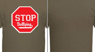 Stop Bullying Design Idea