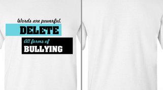 Delete Bullying Design Idea