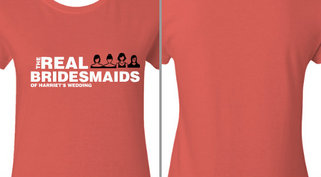 The Real Bridesmaids Design Idea