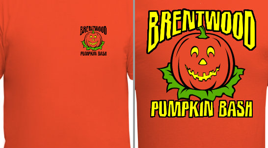 Pumpkin Bash Design Idea