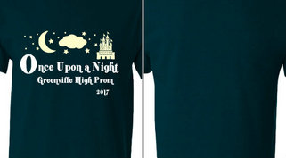 Once Upon Fairy Tale Prom Theme Design Idea