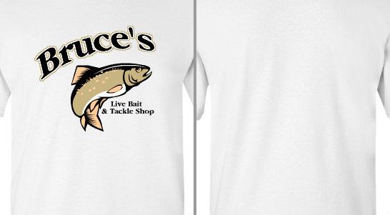 Fishing Live Bait and Tackle Shop Design Idea