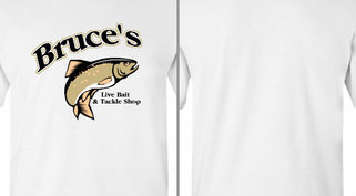 Fishing Live Bait and Tackle Shop Design Idea