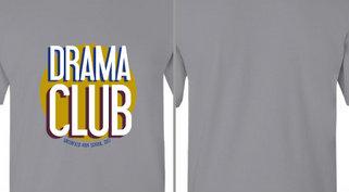 Drama Club Circle Design Idea