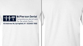 Family Toothbrush Dental Design Idea