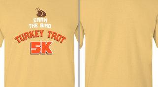 Earn the Bird Turkey Trot Design idea