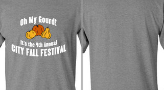 Oh My Gourd Fall Festival Design Idea