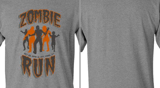 Zombie Run Design Idea