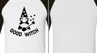 Good Witch Design Idea