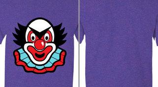 Evil Clown Design Idea