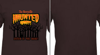 Haunted Woods Design Idea