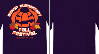 Elementary School Fall Festival Design Idea