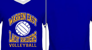 Custom Designs Volleyball Athletic Team