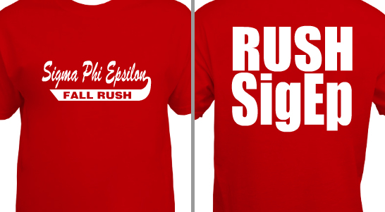 Sigma Phi Epsilon Design Idea