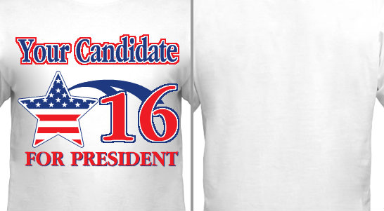 For President Design Idea