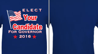 Elect Your Candidate Design Idea