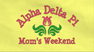 Moms Weekend Design Idea