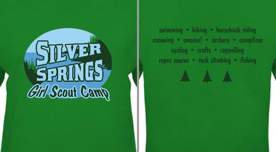 Silver Springs Camp Design Idea